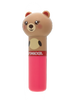 Lip Smacker | Lippy Pal Lip Balm - Bear - Hibernate & S'more - product angle view with cap fastened, with no background