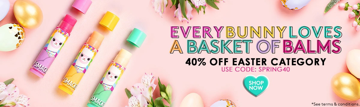 40% Off All Easter Items | Use Code: SPRING40
