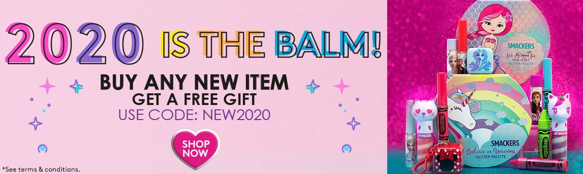 Buy Any New Item Get a Free Gift | Use Code: NEW2020