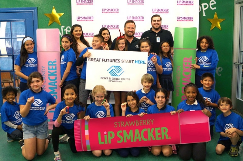 Lip Smacker® Partners with Boys & Girls Clubs of America to Support Youth Enrichment Initiatives